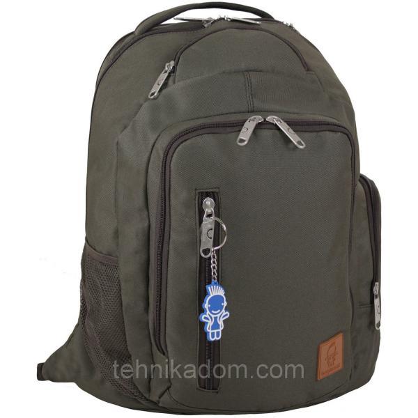 Украина Рюкзак для ноутбука Bagland Техас 29 л. Хаки (00532662)