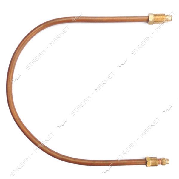 Трубка запальника автоматики EUROSIT L=300мм штуцер М10 толщина трубки d4мм