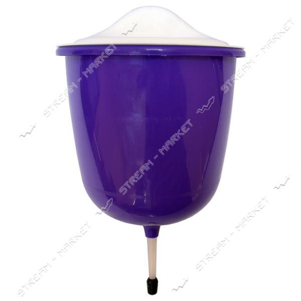 Рукомойник пластиковый 4.5л Горизонт