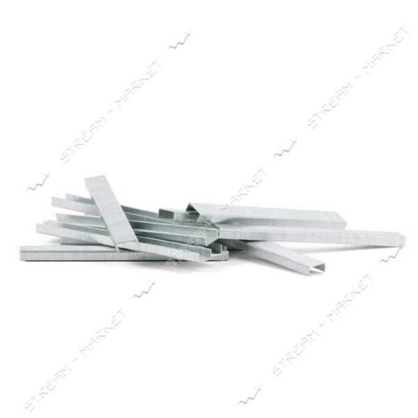 Скоба для пневмостеплера INTERTOOL PT-8006 РТ-1610 6*12.8мм (0.9*0.7мм) 5000шт/упак.