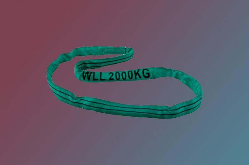 Строп текстильный круглопрядный КСК 2 тонны 3 метра