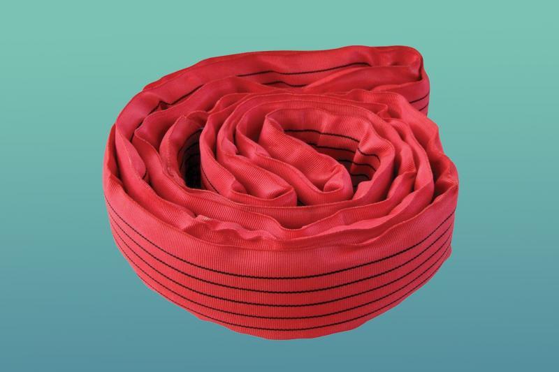 Строп текстильный круглопрядный КСК 5 тонн 6 метров