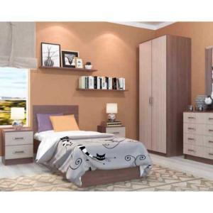 Фото  ДСВ мебель-Кровать Ронда 0,8