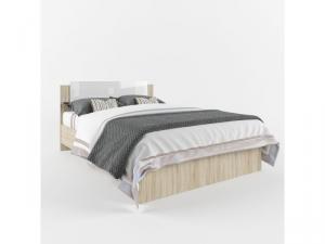Фото  ДСВ мебель-Кровать Софи 1,4