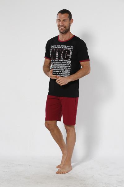 Мужской комплект футболка и шорты SEXEN