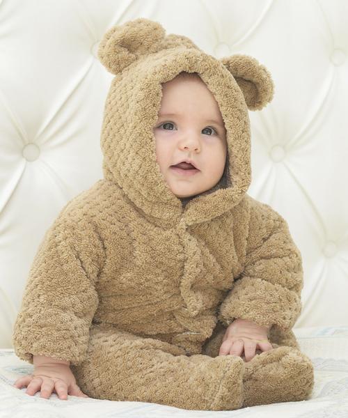 Комбинезон утепленный Teddy, 62-74 см