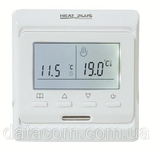 Терморегулятор HEAT PLUS TOP FLOOR M6.716 (программируемый)