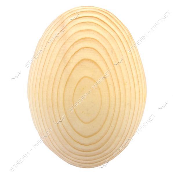 Пасхальное яйцо деревянное большое d=5.5см