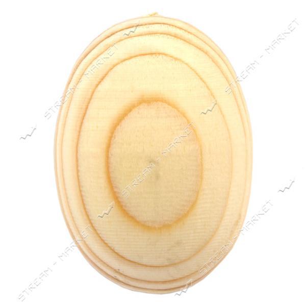 Пасхальное яйцо деревянное малое d=4.5см