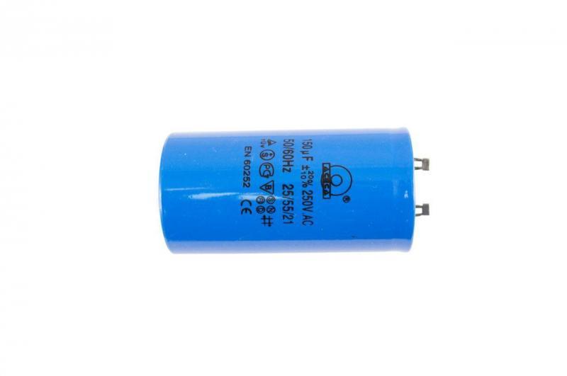 Конденсатор Асеса - 250 мкФ х 250 В