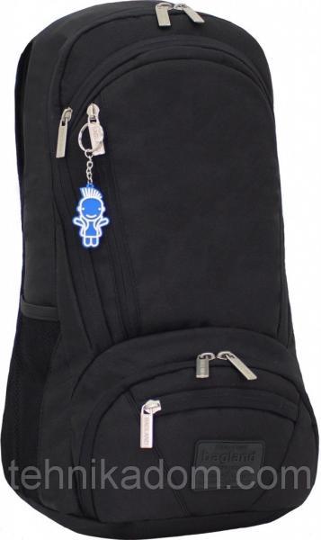 Украина Рюкзак для ноутбука Bagland Granite 23 л. Чёрный (0012066)