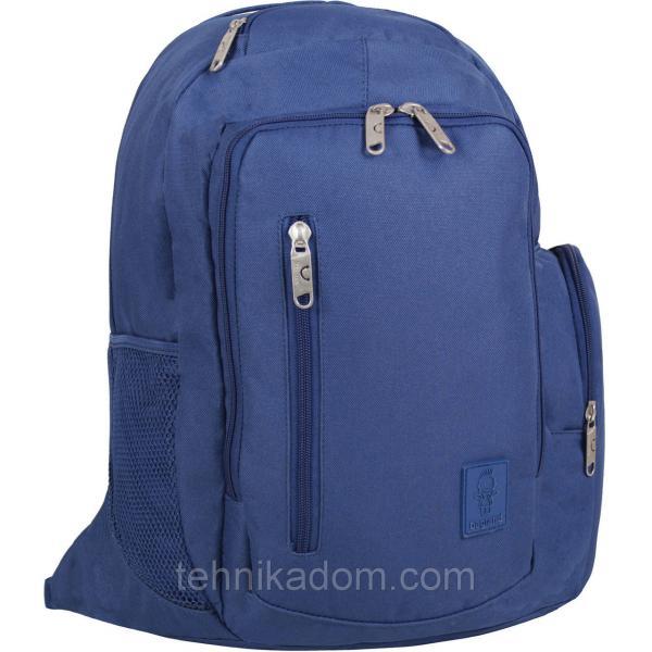 Украина Рюкзак для ноутбука Bagland Техас 29 л. Синий (00532662)