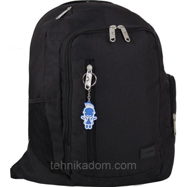 Украина Рюкзак для ноутбука Bagland Техас 29 л. Чёрный (00532662)