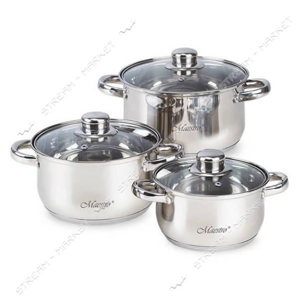 Набор посуды Maestro MR-2020-6M