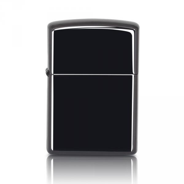 Электроимпульсная зажигалка SUNROZ, Портативная электронная аккумуляторная USB зажигалка, Черная (SUN0209)