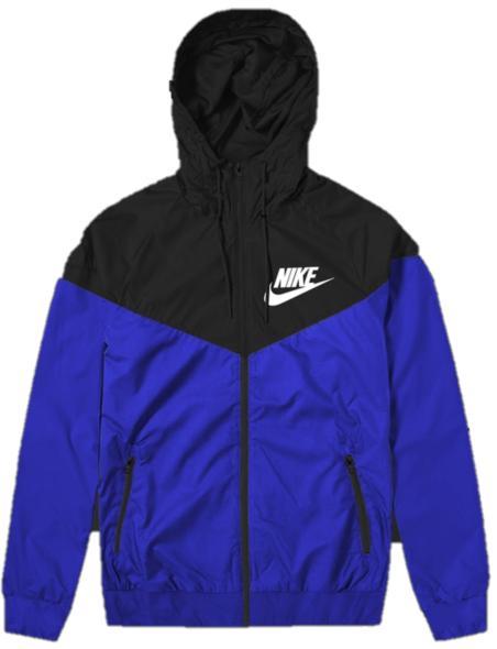Мужская ветровка Nike Windrunner Jacket непромокаемая