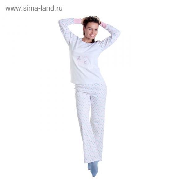 Комплект женский (джемпер, брюки) арт.12с149В, размер 50-52 (100-104)
