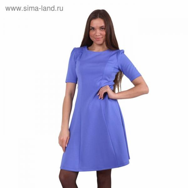 Платье женское 40200200073 цвет синий, р-р 40 (XXS), рост 170 см