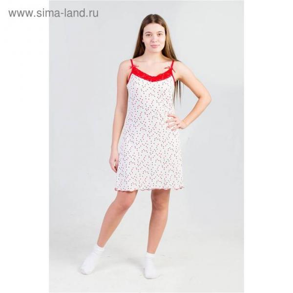 Сорочка женская Ева МИКС, р-р 50 вискоза
