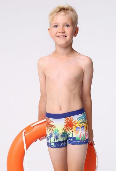 Детские пляжные плавки боксер Keyzi Beach 116 Цветной Keyzi Beach Box