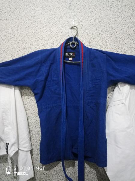 Куртка кимоно 130-140+пояс