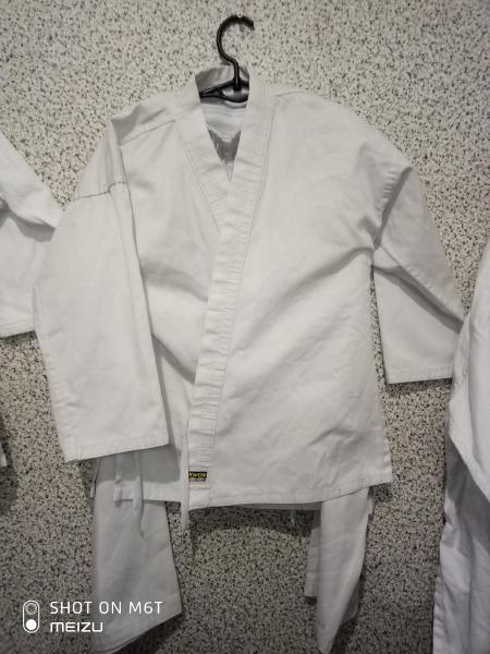 Кимоно для единоборств 120-130 Kwon