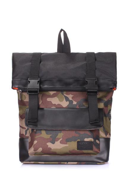 Камуфляжный рюкзак POOLPARTY Commando