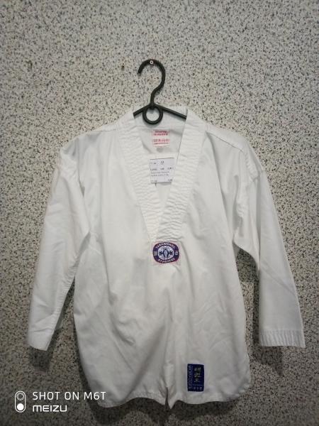 Кимоно для единоборств добок 130-140