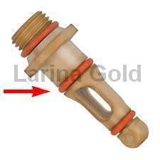 Уплотнитель носик бойлера большой OR 0090-20 Код: NM01.035, (NM02.012),