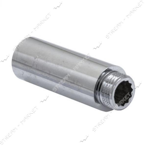 Удлинитель 1/2' 70мм хром KOER KF.E06-70.CHR