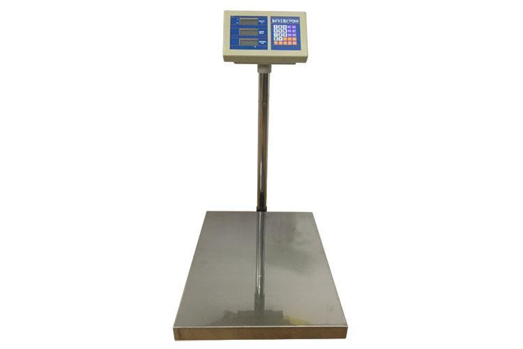 Весы ВПД405Д товарные
