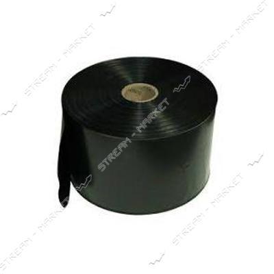 Рукав для рассады INTERKOM-M 40 мкм ширина 80мм длина 500м черный вес 3 кг