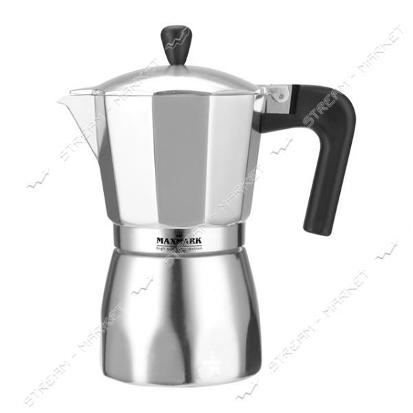 Гейзерная кофеварка Maxmark MK-AL106