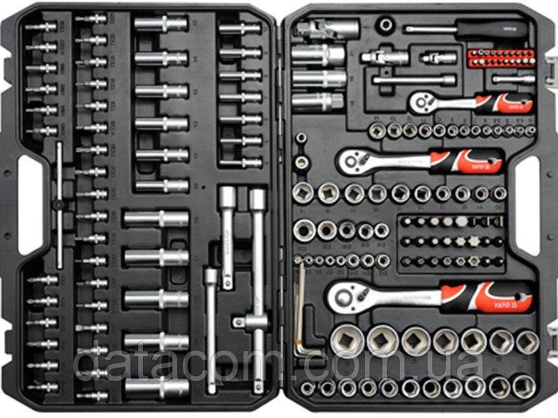 Набор инструментов YATO 173 шт