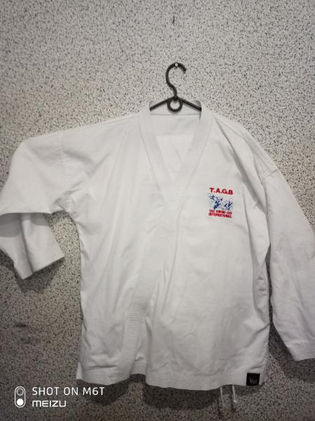 Кимоно для единоборств 170-180 добок
