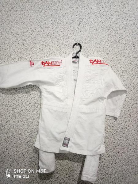 Кимоно для единоборств 120-130 погон