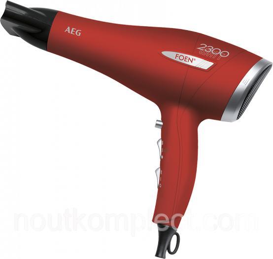 Фен AEG HT 5580 red