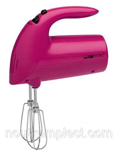 Миксер CLATRONIC HM 3014 фиолетовый