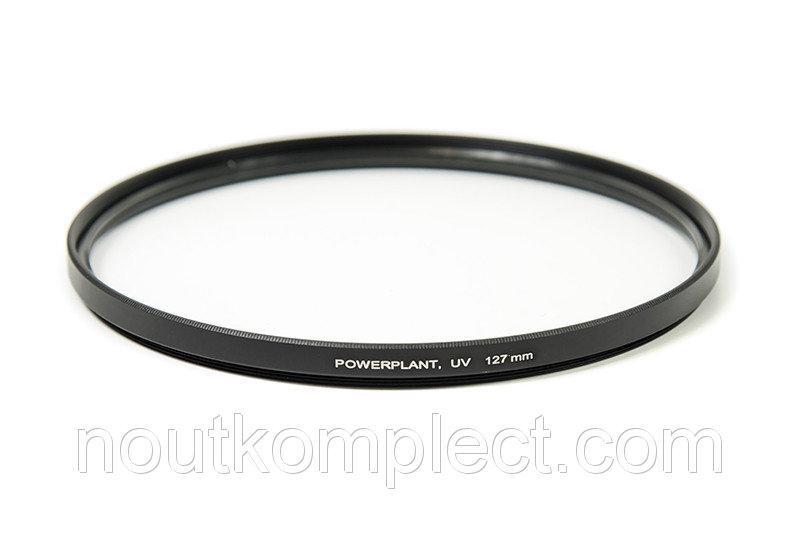 Светофильтр PowerPlant UV 127 мм