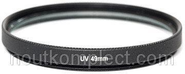 Светофильтр PowerPlant UV 49 мм