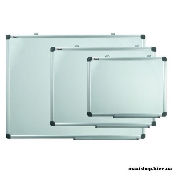 Доска сухостираемая магнитная 45x60 см, 9501-А, алюм. рамка 18556