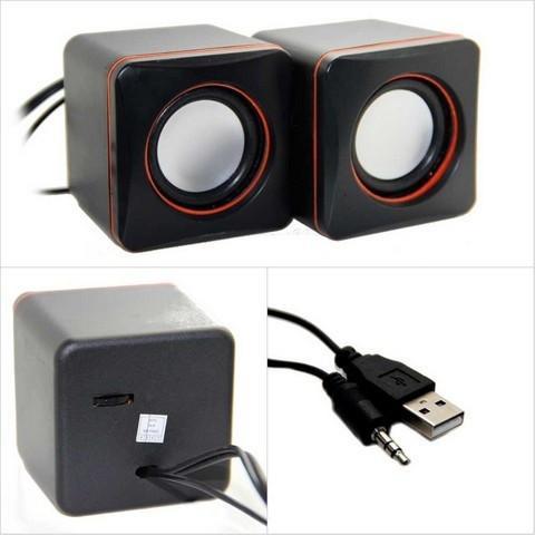 Колонки для PC 2.0 USB G101