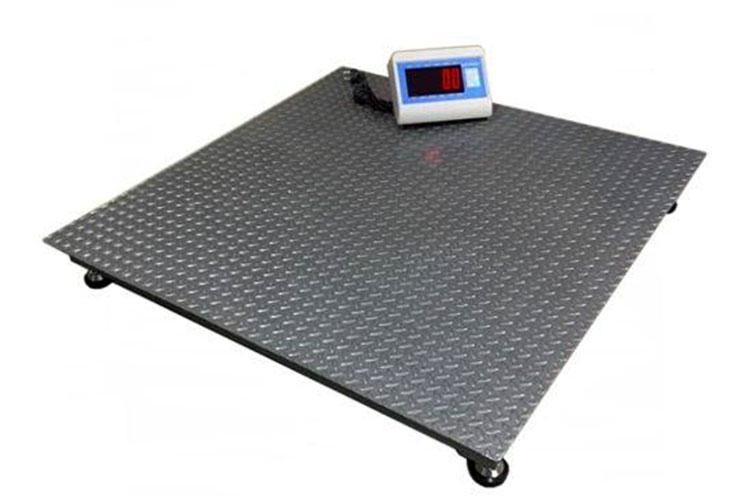 Весы ВПД-1520Л для взвешивания животных