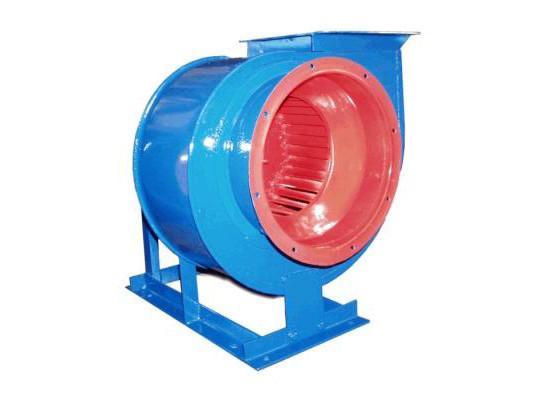 Вентиляторы высокого давления ВР 132-30