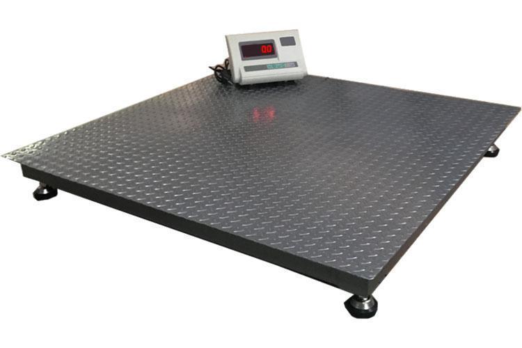 Весы ВПД2020Л товарные электронные