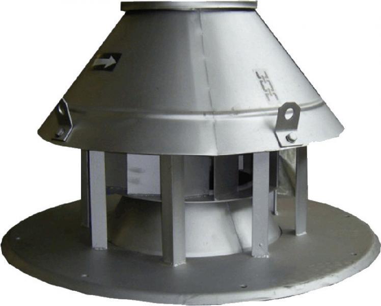 Вентиляторы крышные ВКР №4