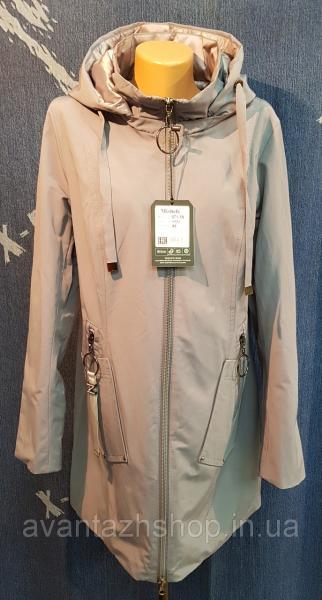 Пальто демисезонное женское Mishele