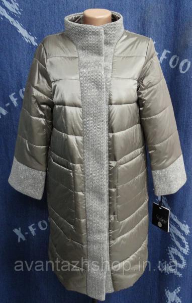 Пальто женское весеннее стильное Visdeer