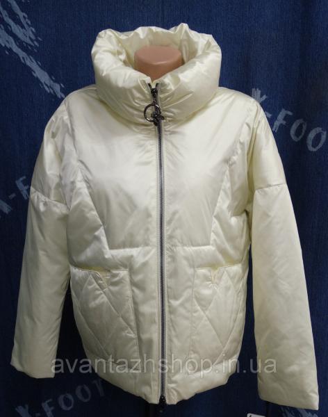 Куртка женская весенняя короткая Visdeer