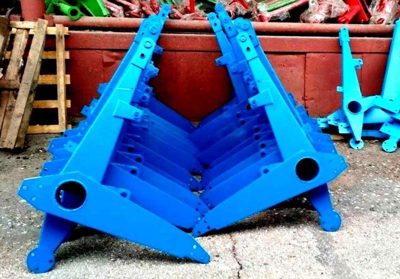 Стойка погрузчика (панель навески) ПКУ-08